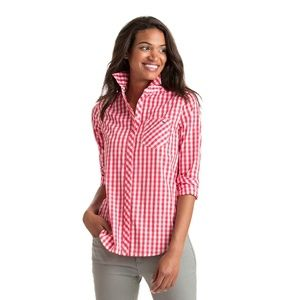 Vineyard Vines Seabreeze Gingham Button Up